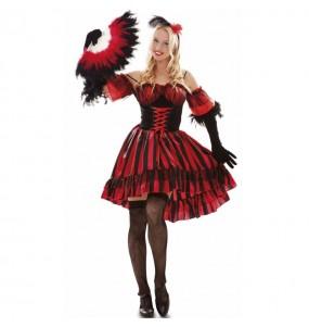 Costume da Diva Burlesque per donna