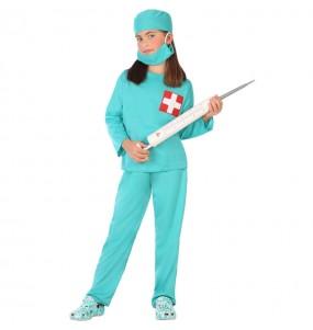 Travestimento Dottore chirurgo bambino che più li piace