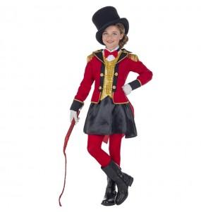 Travestimento Domatrice Circo bambina che più li piace