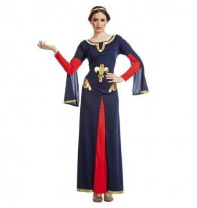 Costume da Donzella medievale per donna
