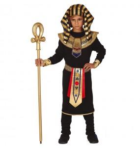 Travestimento Egiziano Nero bambino che più li piace