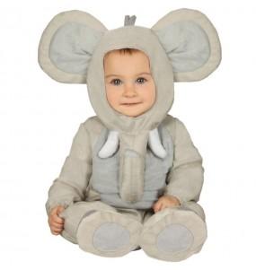 Travestimento Elefante neonato che più li piace