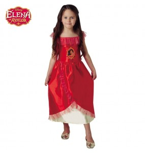 Travestimento Elena Avalor bambina che più li piace
