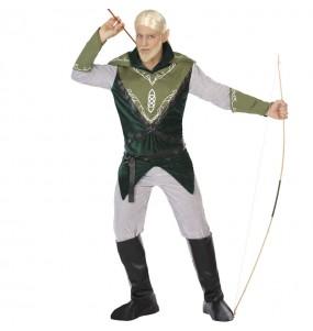 Costume da Elfo arciere per uomo