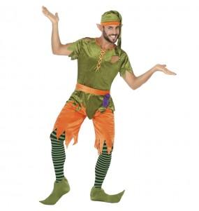 Costume da Elfo del bosco per uomo