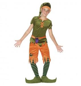 Costume da Elfo del bosco per bambino