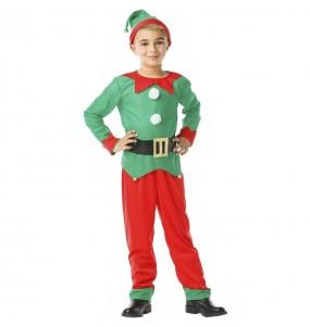 Travestimento Elfo bambino che più li piace