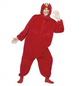 Travestimento Elmo Sesamo apriti adulti per una serata in maschera