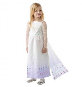Costume da Elsa Epilogue Frozen 2 per bambina
