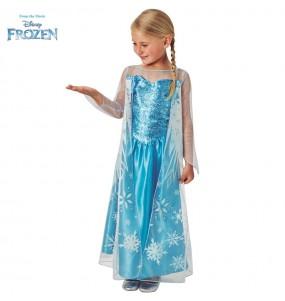 Travestimento Elsa Frozen Classic bambina che più li piace