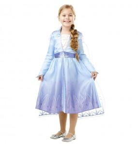 Travestimento Elsa Frozen 2 Classic bambina che più li piace
