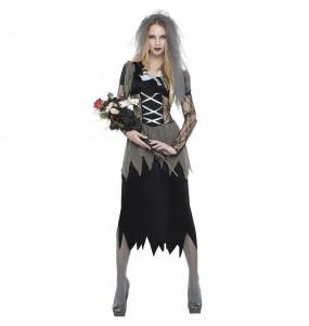 Costume da Emily la sposa cadavere per donna