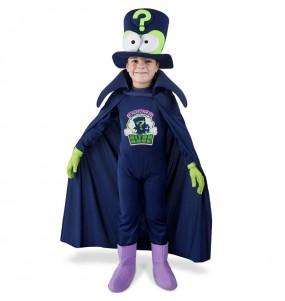 Costume Enigma SuperZings per bambini