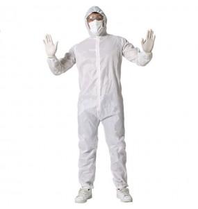 Costume da DPI Pandemia per adulto