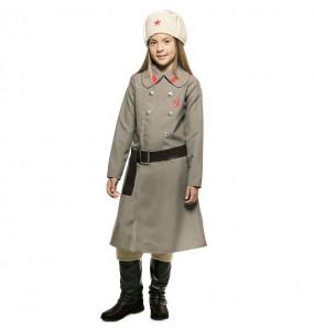 Travestimento Spia Russa bambina che più li piace