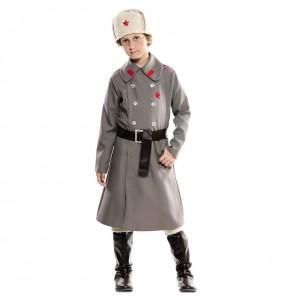 Travestimento Spia Russo bambino che più li piace