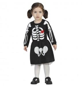 Costume da Scheletro adorabile per neonato