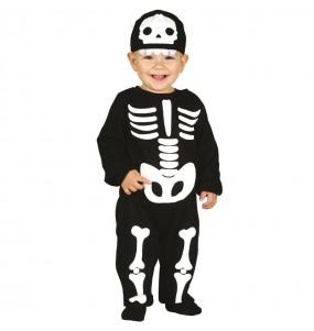 Costume da Scheletro classico per neonato