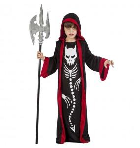 Costume da Scheletro demone per bambino