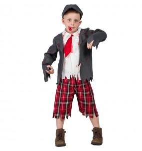 Travestimento Studente zombie bambini per una festa ad Halloween
