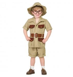 Travestimento Giungla Esploratore bambino che più li piace