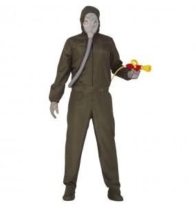 Costume da Sterminatore nucleare per uomo