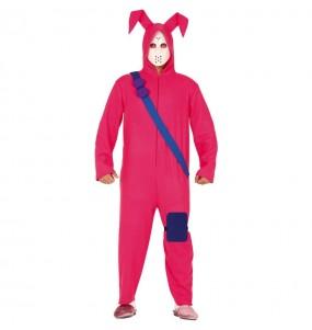 Travestimento Fortnite Rabbit Raider adulti per una serata in maschera