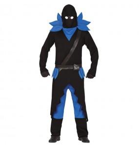 Travestimento Fortnite Raven adulti per una serata in maschera