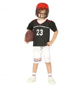 Travestimento Football Americano bambino che più li piace