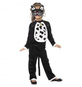 Costume da Gatta nera per bambina