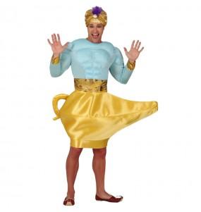 Costume da Genio della lampada per uomo