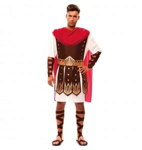 Travestimento Gladiatore Sparta Romano adulti per una serata in maschera