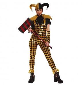 Costume da Harley Quinn Birds of Prey per donna