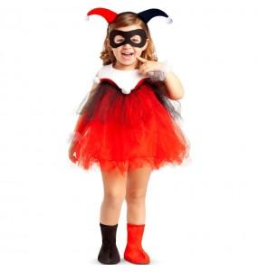 Costume da Harley Quinn per neonato