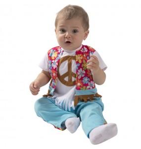 Costume da Hippie per neonato