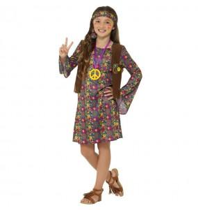 Travestimento Hippie Folk bambina che più li piace