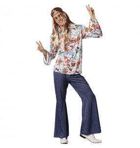 Costume da Hippie Peace per uomo