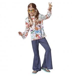 Costume da Hippie Peace per bambino