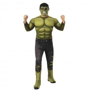 Costume da Hulk Endgame per uomo