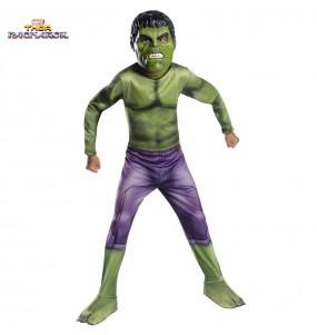 Travestimento Hulk Ragnarok bambino bambino che più li piace