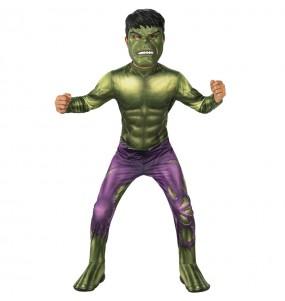 Costume da Hulk Ragnarok bambino