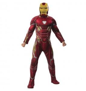 Costume da Iron Man Civil War - Marvel® per uomo