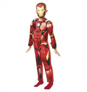 Costume da Iron Man Deluxe per bambino