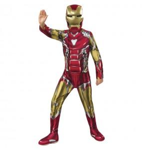 Travestimento Iron Man Marvel bambino che più li piace
