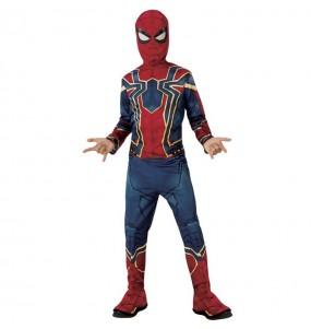 Travestimento Iron Spider The Avengers bambino che più li piace