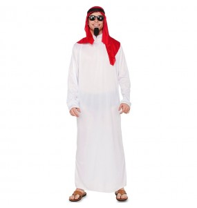Travestimento Sceicco arabo adulti per una serata in maschera