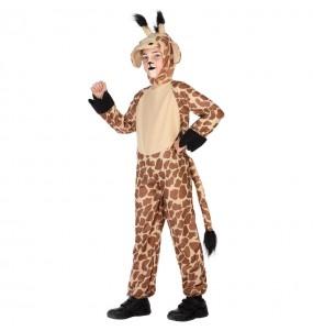 Travestimento Giraffa bambino che più li piace