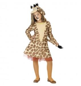 Travestimento Giraffa bambina che più li piace