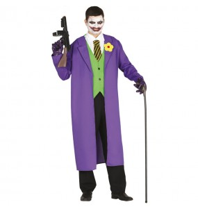 Travestimento Joker Batman adulti per una serata in maschera
