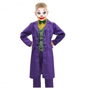 Costume da Joker Classic per bambino